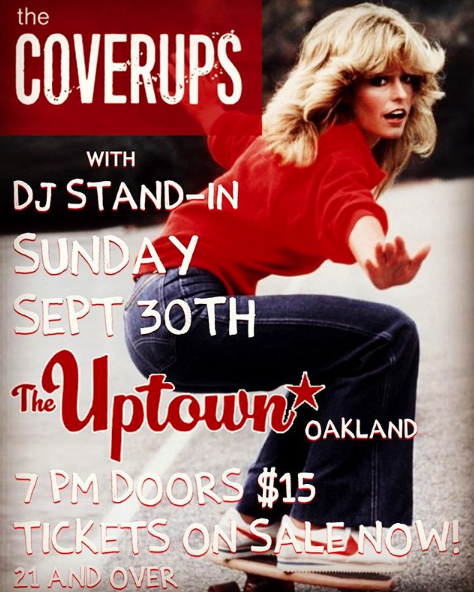 The Coverups Sold Out Uptown Night Club